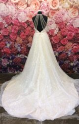 Art Couture | Wedding Dress | Aline | ST467S