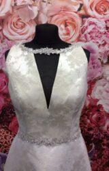 Rita Mae | Wedding Dress | Tea Length | ST465S