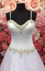 Stella York | Wedding Dress | Aline | ST466S
