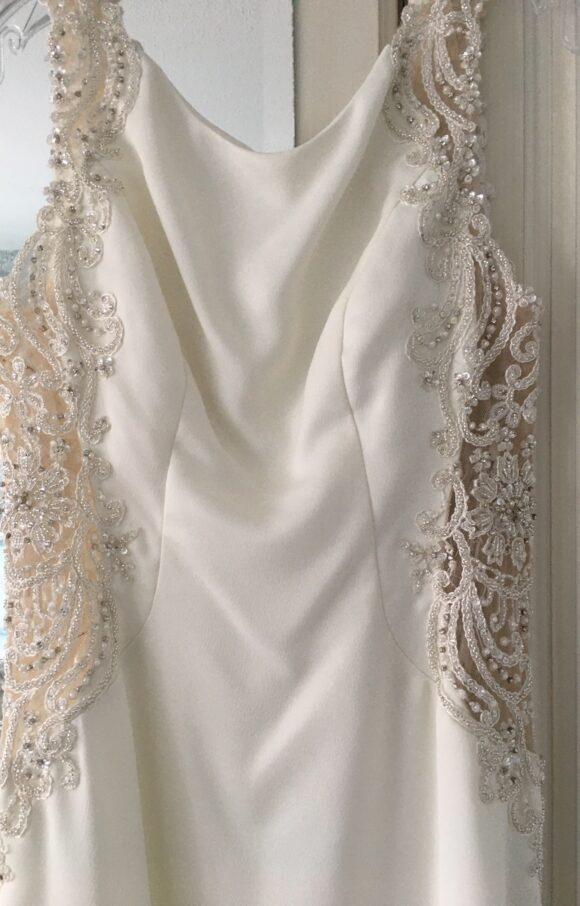 Stella York | Wedding Dress | Fit to Flare | C1945
