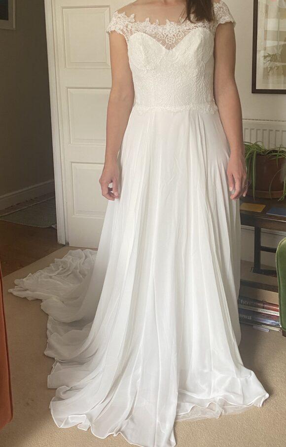 Rebecca Ingram   Wedding Dress   Aline   C2106