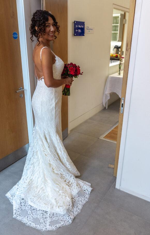 NK European | Wedding Dress | Fishtail | C2188