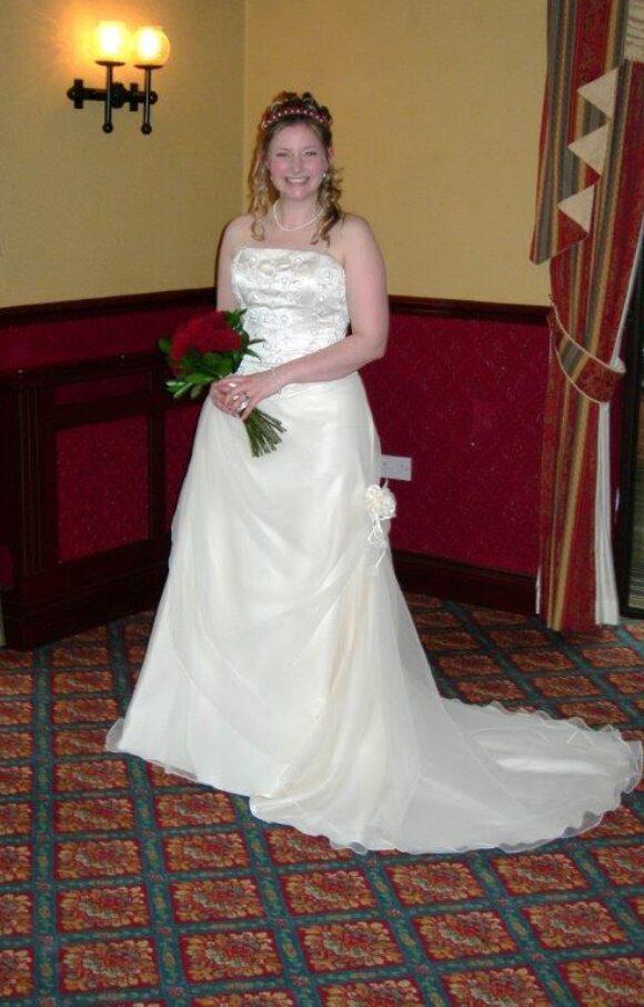 Pronovias | Wedding Dress | Aline | C2313