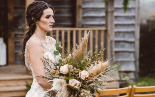 Your Bristol and Somerset Wedding Magazine – Eco – Luxe – Styled Shoot at Cott Farm