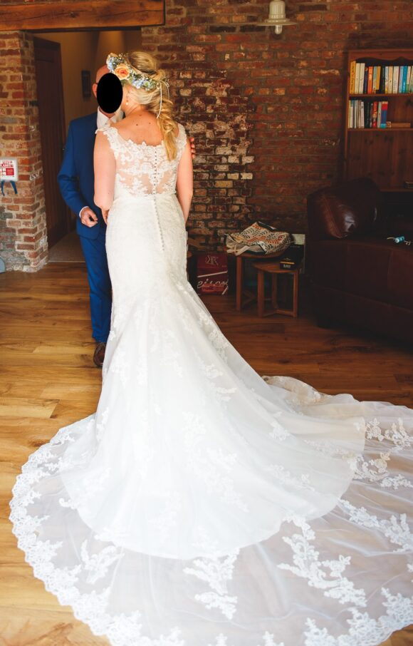 Morilee | Wedding Dress | Fit To Flare | C2196