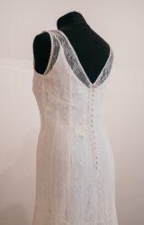 Charlie Brear | Wedding Dress | Sheath | WH162C