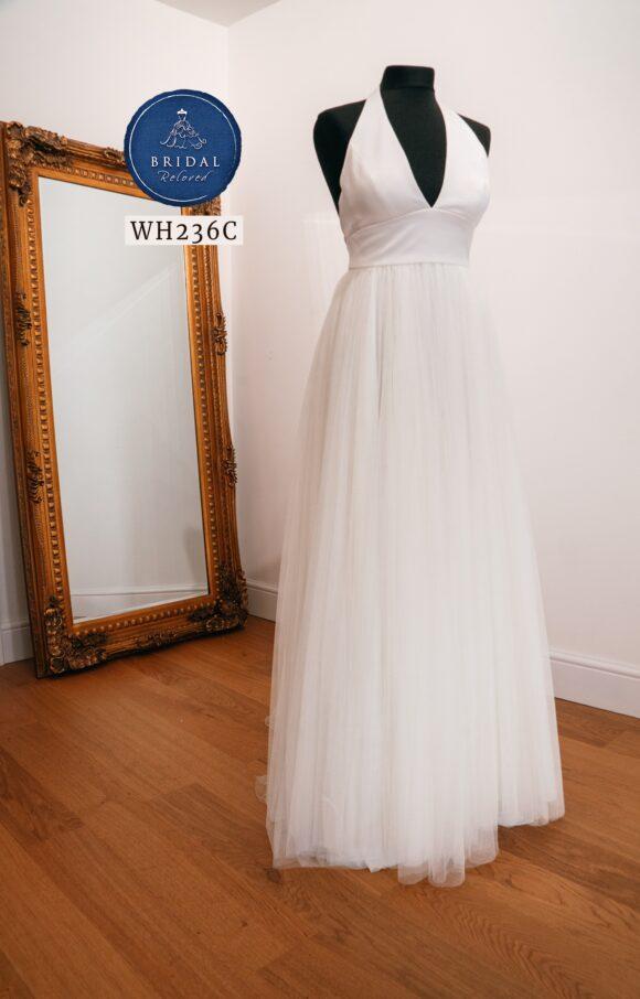 Sassi Holford | Wedding Dress | Empire | WH236C