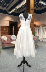 Bowen Dryden | Wedding Dress | Tea Length | G11