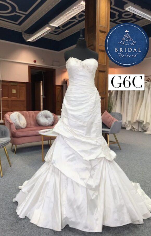 Justin Alexander   Wedding Dress   Fishtail   G6C