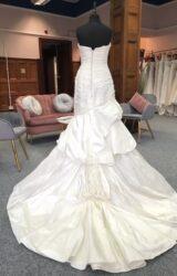 Justin Alexander | Wedding Dress | Fishtail | G6C