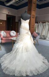 Ian Stuart | Wedding Dress | Fishtail | G16