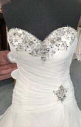 Morilee | Wedding Dress | Aline | G28C