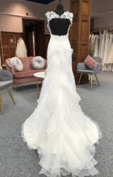 Charlotte Balbier   Wedding Dress   Fit to Flare   G5C