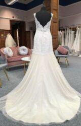 Stella York | Wedding Dress | Fit to Flare | G26C