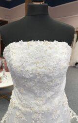 Benjamin Roberts | Wedding Dress | Fit to Flare | G34C