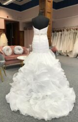 Essense of Australia | Wedding Dress | Drop Waist | G48C