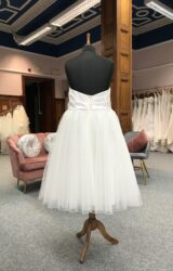 Romantica | Wedding Dress | Tea Length | G10C