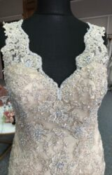 Stella York   Wedding Dress   Fit to Flare   G46C