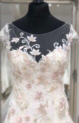 Modeca | Wedding Dress | Aline | LE378M