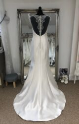 David Fielden | Wedding Dress | Fit to Flare | LE383M