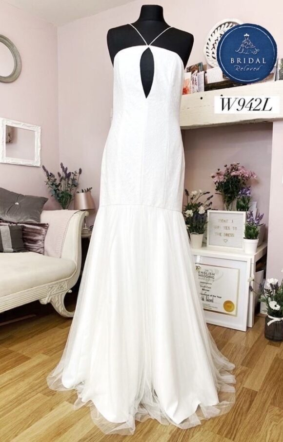 Charlie Brear | Wedding Dress | Fit to Flare | W942L