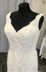 Justin Alexander   Wedding Dress   Fishtail   C196JL