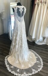 Maggie Sotterro | Wedding Dress | Fit to Flare | C197JL