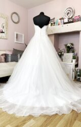 Morilee | Wedding Dress | Aline | W956L