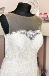 Watters | Wedding Dress | Fit to Flare | W955L