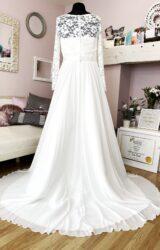 Bianco Evento | Wedding Dress | Aline | W951L