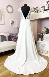 White Rose | Wedding Dress | Aline | W960L