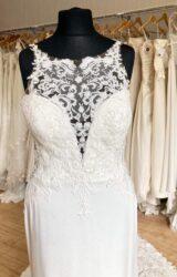 Sophia Tolli | Wedding Dress | Fit to Flare | L429