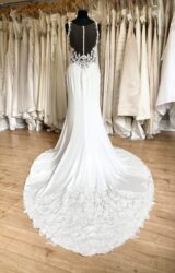 Sophia Tolli | Wedding Dress | Fit to Flare | L429