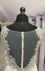 Veromia | Wedding Dress | Fit to Flare | SU115L