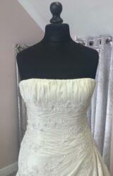 La Sposa | Wedding Dress | Fit to Flare | SU57L