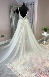 Allure | Wedding Dress | Aline | SU118L