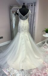 Veromia | Wedding Dress | Fit to Flare | SU119L