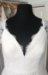 Terra Bridal | Wedding Dress | Aline | M174S