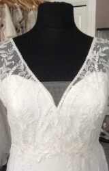 Terra Bridal | Wedding Dress | Fishtail | M172S