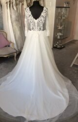 Terra Bridal | Wedding Dress | Aline | M169S