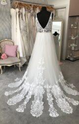 Terra Bridal | Wedding Dress | Aline | M168S