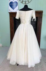 Lou Lou | Wedding Dress | Tea Length | SH176S