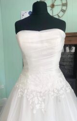 Benjamin Roberts | Wedding Dress | Aline | SH26S
