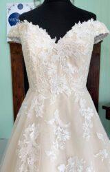 Millie May | Wedding Dress | Aline | SH184S