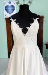 Elbeth Gillis | Wedding Dress | Aline | SH183