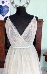 Bowen Dryden | Wedding Dress | Aline | SH190
