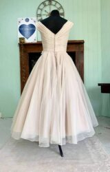 Lou Lou | Wedding Dress | Tea Length | SH195