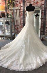 La Sposa | Wedding Dress | Fit to Flare | CA219G
