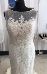 Nicole Spose   Wedding Dress   Fit to Flare   WF321H