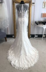 Nicole Spose | Wedding Dress | Fit to Flare | WF321H